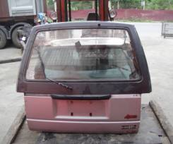 Дверь багажника. Nissan Vanette, KHGNC22, KMC22, KMGNC22