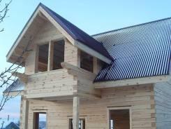 Строим дома, бани и пристройки из бруса