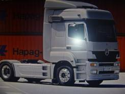 Ремонт грузовиков и прицепной техники