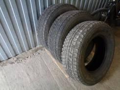 Dunlop Grandtrek SJ6. Зимние, без шипов, 2007 год, износ: 40%, 3 шт
