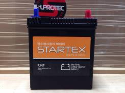 Startex. 40 А.ч., левое крепление, производство Корея
