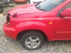 Зеркало заднего вида на крыло. Nissan X-Trail, NT30 Двигатель QR20DE