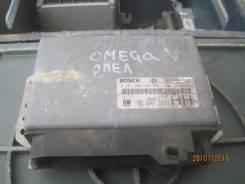 Коробка для блока efi. Opel Omega Двигатель X25XE