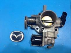 Заслонка дроссельная. Mazda 323 Mazda Familia Mazda Protege Двигатель ZL