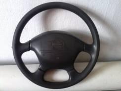 Руль. Nissan Sunny, B14, FB14 Nissan Lucino, B14, FB14 Двигатели: GA15DE, GA13DE