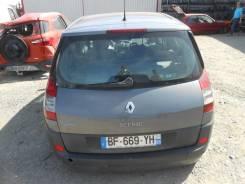 Дверь багажника. Renault Scenic Двигатели: K9K, F9Q, K4J, F4R, M9R, K4M