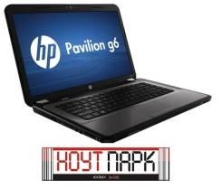 "HP Pavilion g6-1360er. 15.6"", 2,2ГГц, ОЗУ 4096 Мб, диск 320 Гб, WiFi, Bluetooth, аккумулятор на 3 ч."