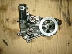 Крепление масляного фильтра. Mitsubishi Delica Двигатель 4D56