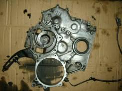 Лобовина двигателя. Nissan Terrano, WBYD21 Двигатель TD27T