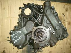 Лобовина двигателя. Mitsubishi Canter, FE425 Двигатель 4D32