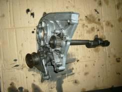 Лобовина двигателя. Mitsubishi Delica Двигатель 4D56