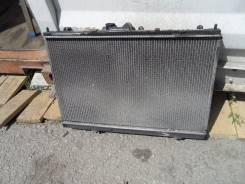 Радиатор охлаждения двигателя. Mitsubishi Chariot Grandis, N84W Двигатель 4G64