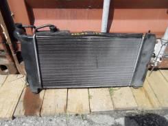 Радиатор охлаждения двигателя. Toyota Corolla Spacio, ZZE122 Toyota Spacio, ZZE122