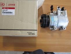 Шкив компрессора кондиционера. Kia K-series Kia Bongo Двигатель J3