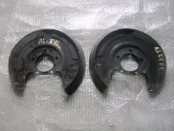 Щиток тормозного диска. Audi A6, C5