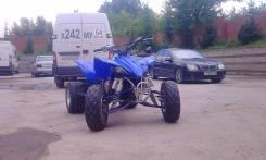 Yamaha YFZ 450. исправен, есть птс, с пробегом