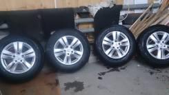 Колеса Honda CRV. x16 5x114.30