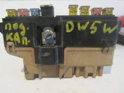 Блок предохранителей. Mazda Demio, DY5R, DY3R, DY5W, DY3W Двигатели: ZJVE, ZJVEM