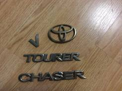 Эмблема. Toyota Chaser, JZX100