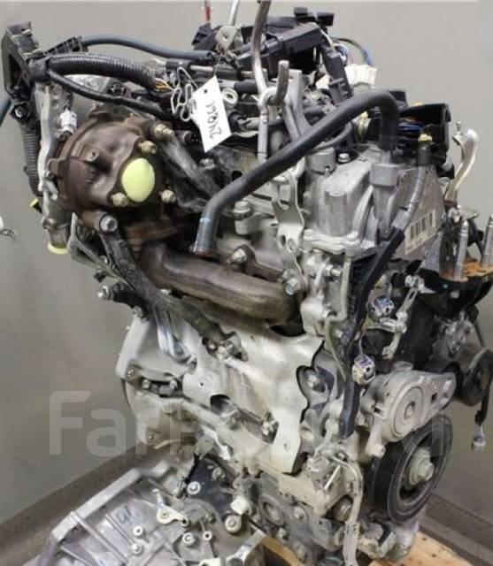 Двигатель 1ND-TV для Toyota