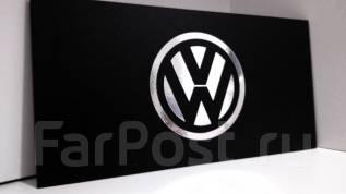 Табличка. Volkswagen
