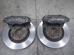 Тормозная система. Mitsubishi GTO, Z15A, Z16A Mitsubishi 3000GT