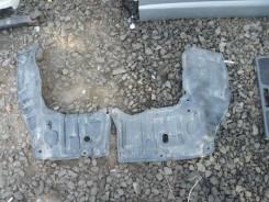 Защита двигателя. Toyota Corolla, AE100