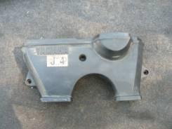 Крышка ремня ГРМ. Toyota Mark II, JZX100 Двигатель 1JZGTE