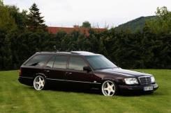 Пневмоподвеска. Mercedes-Benz E-Class, W124, W210 Mercedes-Benz CLK-Class Mercedes-Benz W201