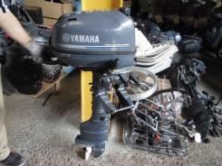 Yamaha. 6,00л.с., 4-тактный, бензиновый, нога L (508 мм)