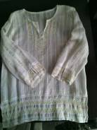 Блузки-туники. 54