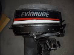 Evinrude. 25,00л.с., 2х тактный, бензин, нога S (381 мм), Год: 1993 год
