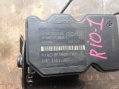 Блок abs. Kia Rio, UB Двигатели: G4FC, G4FA
