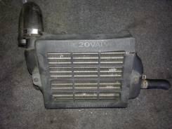 Интеркулер. Mitsubishi Pajero Mini, H56A Двигатель 4A30T