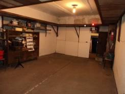 Гаражи капитальные. улица Давыдова 9, р-н Вторая речка, 21 кв.м., электричество, подвал. Вид изнутри
