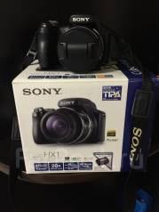 Sony Cyber-shot DSC-HX1. 9 - 9.9 Мп, зум: 14х и более