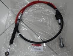 Трос КПП BONGO / 437614E000 / 437614E010 / SELECT / выбирать включать скорость L=2000 mm Красный