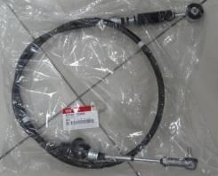 Трос КПП BONGO / 437604E010 / 437604E000 / SHIFT сдвигать / включать нейтраль / Чёрный / MOBIS