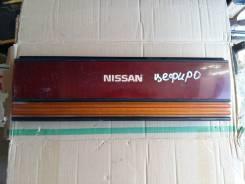 Вставка багажника. Nissan Cefiro