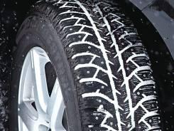 Bridgestone Ice Cruiser 7000. Зимние, шипованные, без износа