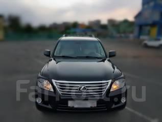 Аренда автомобиля с водителем! Lexus LX-570. Прокат авто.