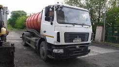 МАЗ. КО-529-15 на шасси 5340В2-485-000 вакуумная Евро-4 в новосибирске, 12 000 куб. см.