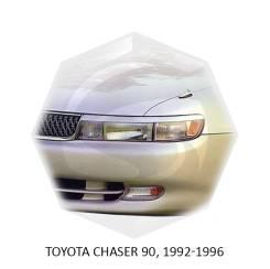 Накладка на фару. Toyota Chaser