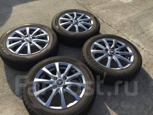 155/65 R14 Dunlop DSX-2 литые диски 4х100. 4.5x14 4x100.00 ET43