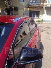 Ветровик на дверь. Lexus NX200, ZGZ10, ZGZ15 Двигатель 3ZRFAE