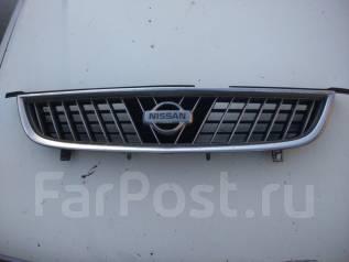 Решетка радиатора. Nissan Sunny, FNB15, B15, FB15, SB15, QB15 Двигатели: QG18DD, QG13DE, QG15DE, YD22DD