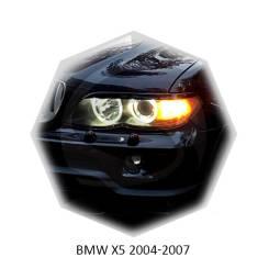 Накладка на фару. BMW X5