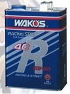Wakos. Вязкость 10W-60, синтетическое