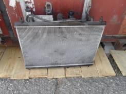 Радиатор охлаждения двигателя. Nissan Tiida, C11
