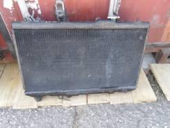 Радиатор охлаждения двигателя. Toyota Camry, SV40 Двигатель 4SFE